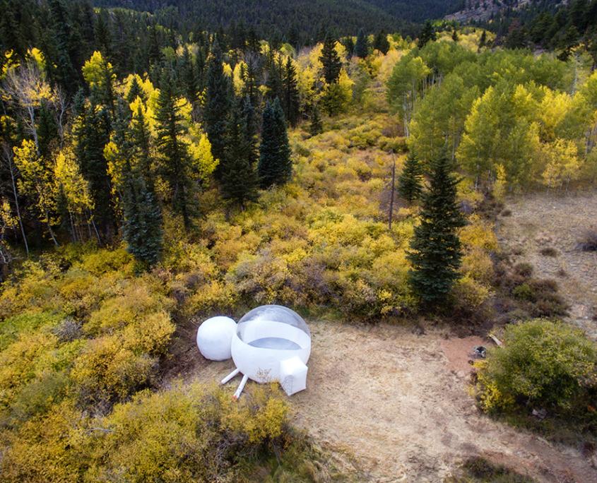 Camping at Puma Hills