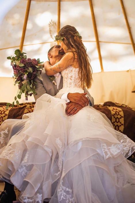 Colorado Weddings at Puma Hills