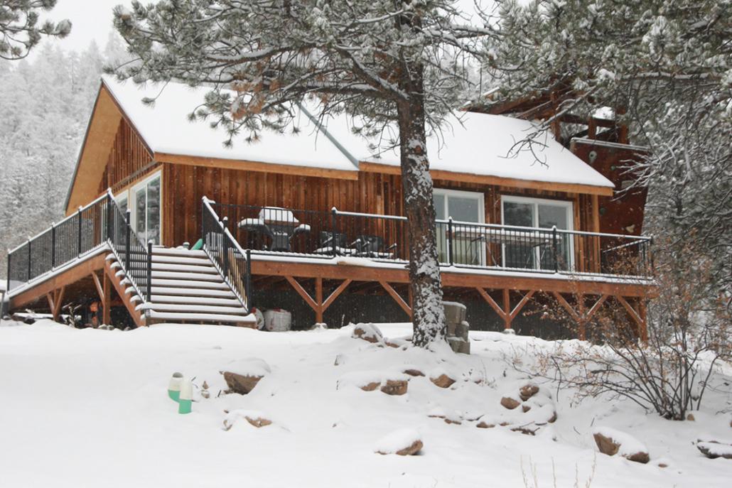 Cabins at Puma Hills